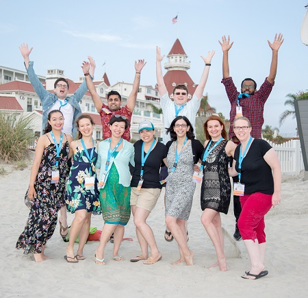 2018 Scholars at the Society of '67 FUN-raiser, July 17, 2018, Hotel del Coronado in Coronado, Coronado, CA