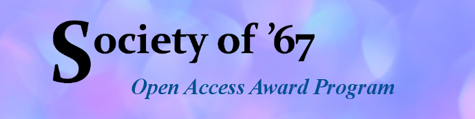 society of 67 open access award association of pathology chairs
